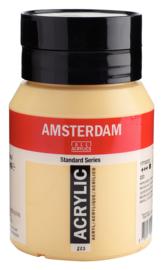 Amsterdam  Standard Napelsgeel donker 223 500ml