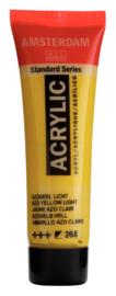 Amsterdam  Standard Azogeel Licht 268    20 ml