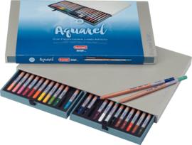 Bruynzeel Design Aquarelpotloden set 24 stuks