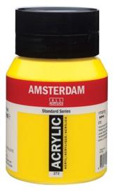 Amsterdam Standard  Transparantgeel M 272 500ml