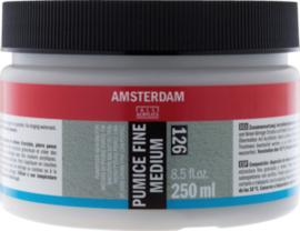 Amsterdam Puimsteen medium fijn 126 250ml