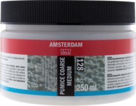Amsterdam Puimsteen medium grof  128 250ml