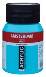 Amsterdam Standard  Turkooisblauw 522  500ml