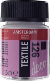 Amsterdam (Decorfin) Textielverf Fles 16 ml Wit Dekkend 126