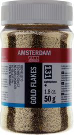 Amsterdam Gouden Flakes 50 G 131 Pot 75 ml