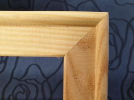 Spielat 4,5 cm incourant 83x143  met 1 tussenlat