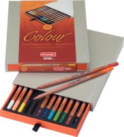 Bruynzeel Design  Colour (artist kleurpotloden)