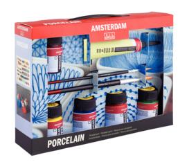 Amsterdam  Porcelain starterset