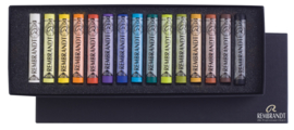 Rembrandt Soft Pastels  General selection set van 15 stuks