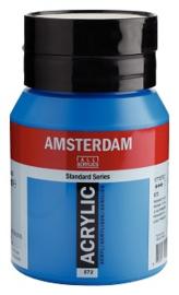 Amsterdam Standard  Primaircyaan 572 500ml
