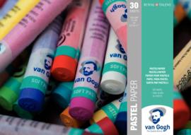Van Gogh pastelpapier  A4 30 vellen 21x29,7cm 160 g/m2