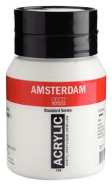 Amsterdam  Standard Zinkwit 104 500ml