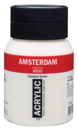 Amsterdam  Standard Napelsgeel licht 222 500ml