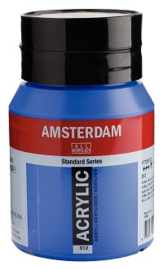 Amsterdam Standard  Kobaltblauw (ultram.) 512 500ml