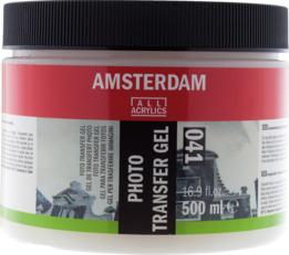 Amsterdam Foto Transfer Gel  500ml