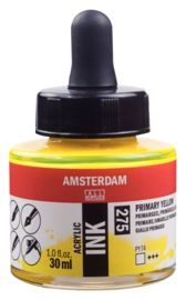 Amsterdam Acrylic ink  Primairgeel 275