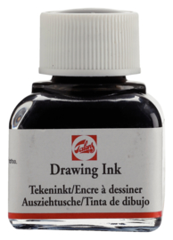 Talens Drawing Ink zwart 11 ml