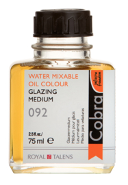 Cobra Glaceermedium 092 Fles 75 ml