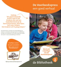 Brochure VoorleesExpress - een goed verhaal