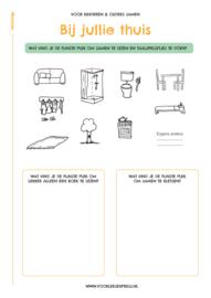 Inventarisatiekaart 2 - Thuis