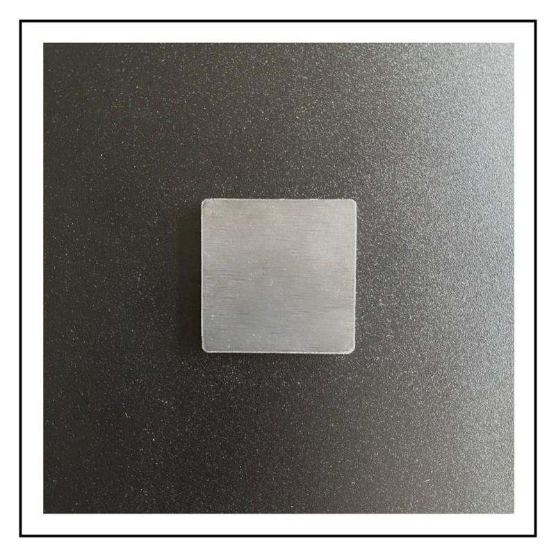 Kokerplaat | 25x25 | 2mm