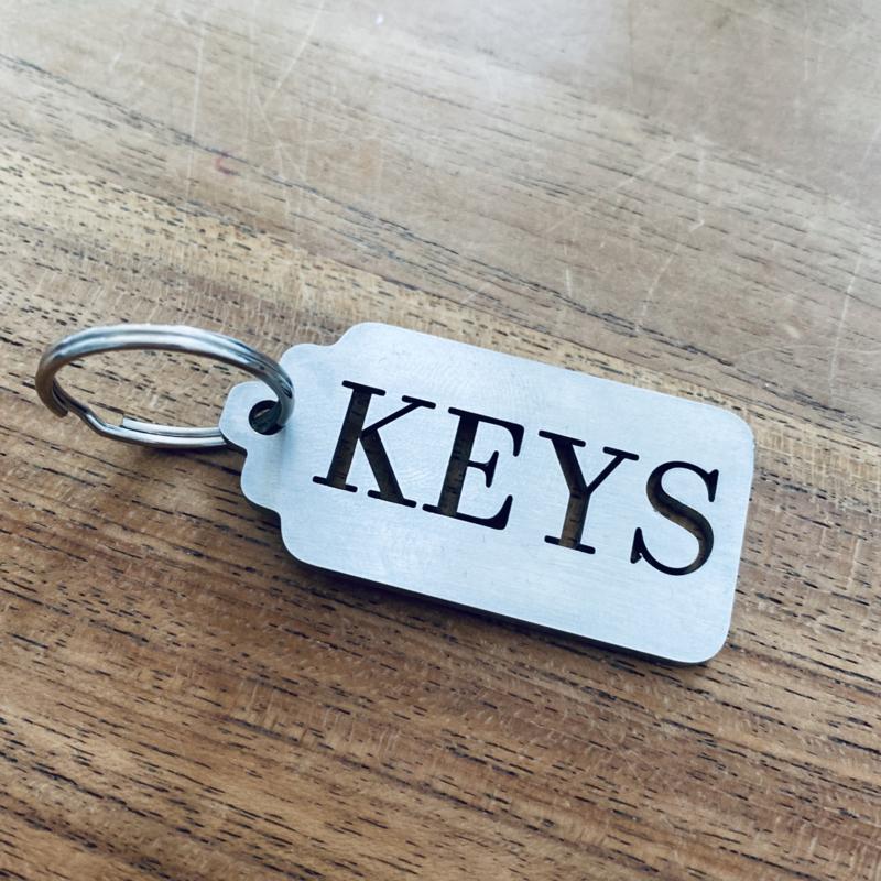 Sleutelhanger // Keys