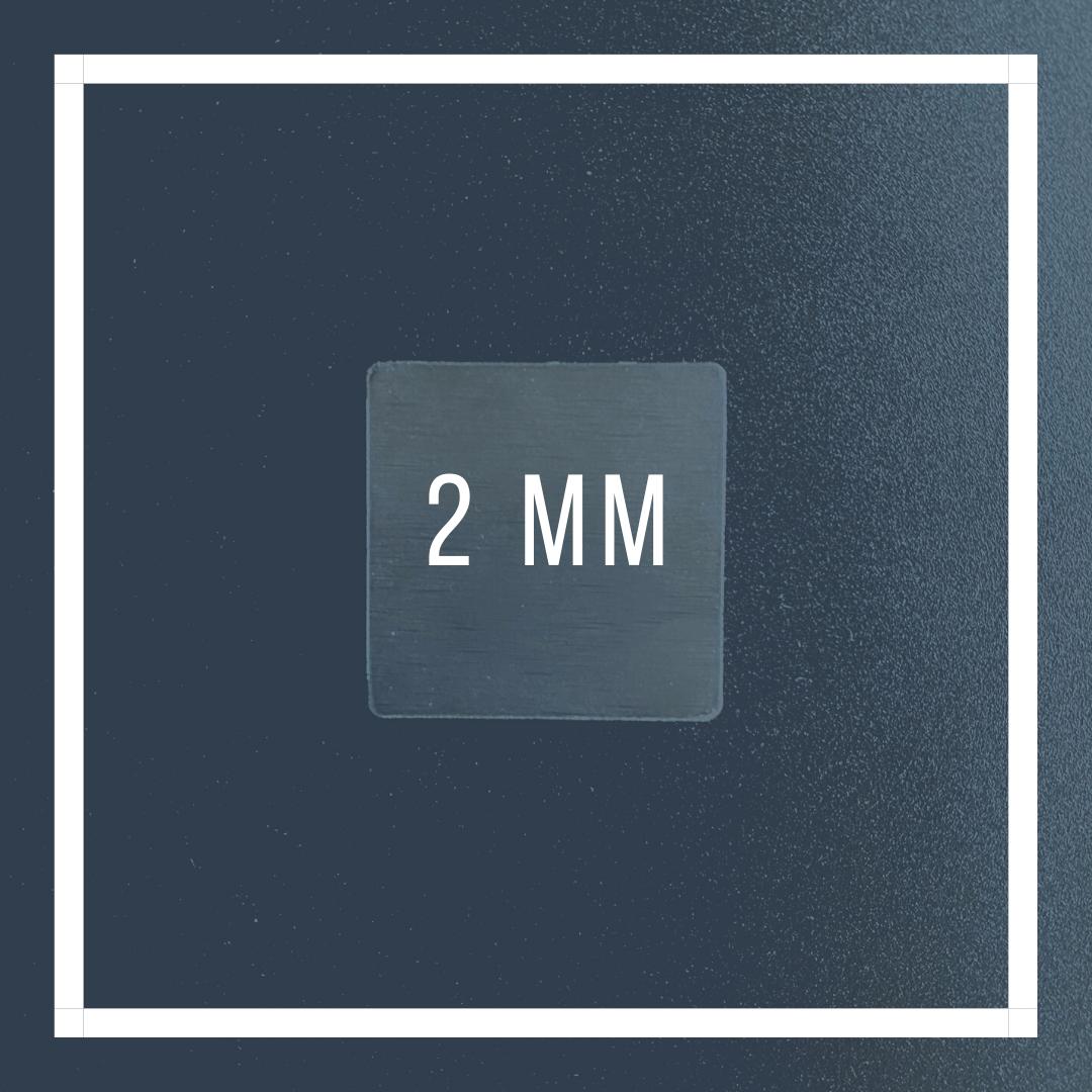 kokerafdichtplaatjes 2mm