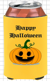 2 stuks Can cooler - blikjes koelers Halloween
