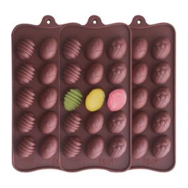 Ostereiform | Schokolade - Fondant