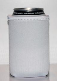 Blik koelhoud hoesjes inclusief bedrukking (min. 10 stuks)