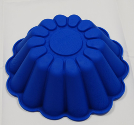 Form corrugated for cake mousse pudding