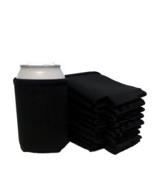 6 Blik koelhoud hoesjes - Bedrukt