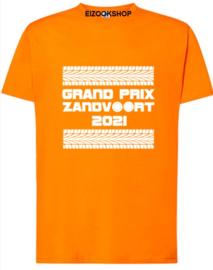 T-shirt Grand Prix Zandvoort