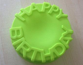 Happy Birthday cake - taart vorm