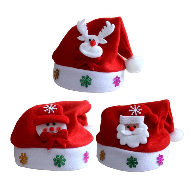 EIZOOK Kerstmuts sneeuwman - sneeuwpop - rendier - ledverlichting