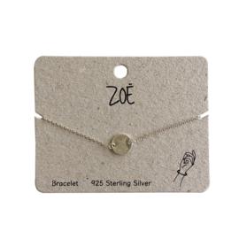 ZOË Armband Letter X
