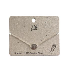 ZOË Armband Letter T