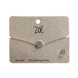 ZOË Armband Letter J