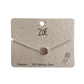 ZOË Armband Letter I