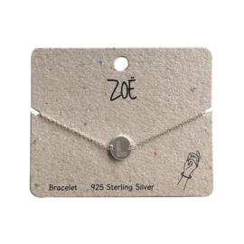ZOË Armband Letter L