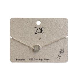 ZOË Armband Letter R
