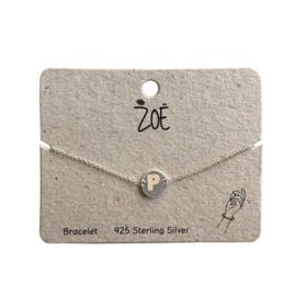 ZOË Armband Letter P