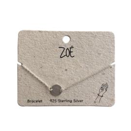 ZOË Armband Letter Q