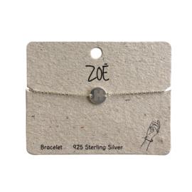 ZOË Armband Letter H