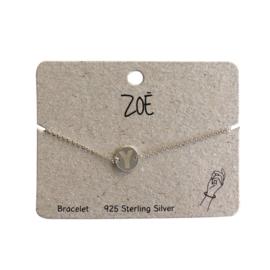 ZOË Armband Letter Y