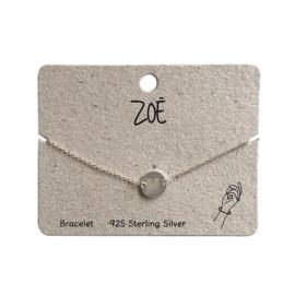 ZOË Armband Letter M