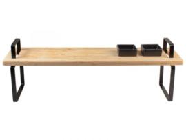 Gusta serveerplank 57 x 16 cm