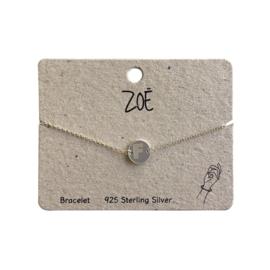 ZOË Armband Letter F