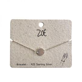 ZOË Armband Letter N