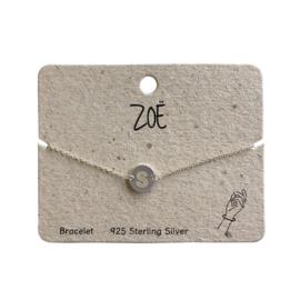 ZOË Armband Letter S